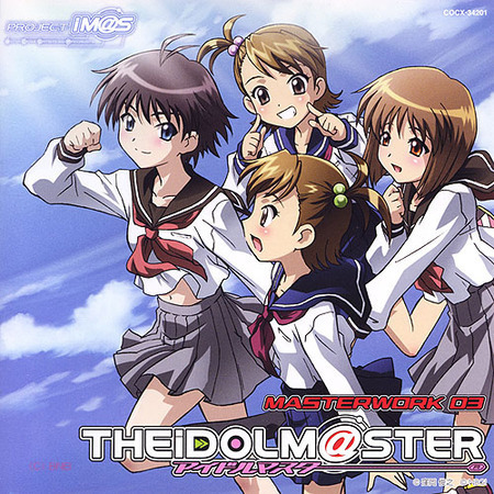 THE IDOLM@STER MASTERWORK 03