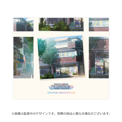 THE IDOLM@STER SHINY COLORS ORIGINAL SOUNDTRACK