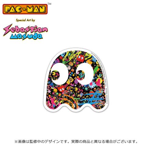 PAC-MAN Special Art by Sebastian Masuda 公式ステッカー