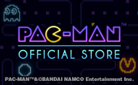 PAC-MAN OFFICIAL STORE